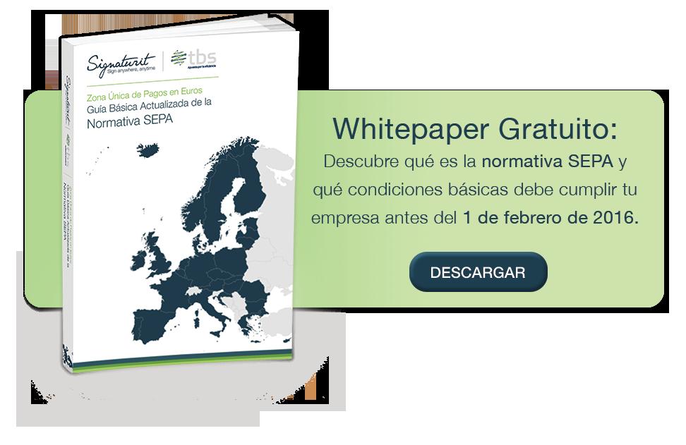 normativa SEPA Whitepaper